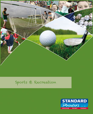 sports and recreation catalogue